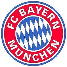 Coloriage Bayern Munich a imprimer
