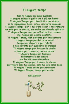 Ti auguro tempo… Immagine :francescaceccherini.blogspot.it Ti auguro tempo Non ti auguro un dono qualsiasi, ti auguro soltanto quello che i più non hanno. ti auguro tempo, per divertirti e pe… Quotes Thoughts, Lectures, Love Of My Life, Sentences, Decir No, Einstein, Best Quotes, Quotations, Inspirational Quotes