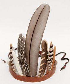 Tendencias; decorar con plumas | Holamama blog