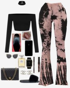 >>>Cheap Sale OFF! >>>Visit>> A fashion look from October 2016 featuring Givenchy sandals Chanel shoulder bags y Chanel earrings. Browse and shop related looks. Cute Swag Outfits, Dope Outfits, Trendy Outfits, Summer Outfits, Tween Fashion, Teen Fashion Outfits, Girl Outfits, Womens Fashion, Fashion Shirts