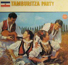 MUZIKA BALKANA - BALKAN MUSIC: JANIKA BALAŽ - TAMBURITZA PARTY