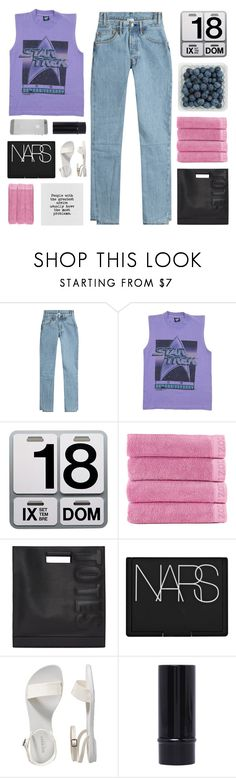 """i say pain strengthens and fear drives faith"" by frostedfingertips ❤ liked on Polyvore featuring Vetements, Danese, Izod, 3.1 Phillip Lim, NARS Cosmetics, Old Navy, OZAKI, haileelook and clarelook"