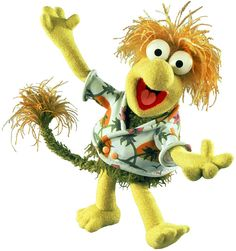 """Which """"Fraggle Rock"""" Character Are You? You got: Wembley You are endlessly loyal but also easily manipulated, but if there's one thing you love, it's being a Fraggle and having fun. You may struggle to find your way from time to time and have attention issues, but ultimately you are Wembley and everyone loves your Hawaiian shirt-wearing self."""
