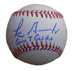Useful Austin Jackson Autographed Signed Baseball Omlb Twins Marlins Autographs-original