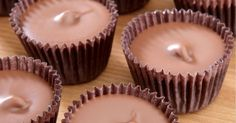 How To Make Your Own Chocolate Peanut Butter Cups! The Secret Is In The…