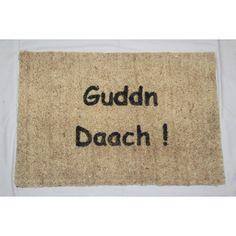 Fußmatte Guddn Daach