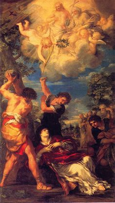 Nisi Dominus: The Feast of St. Stephen: Joy, Sorrow, & Triumph (2nd Day of Christmas)