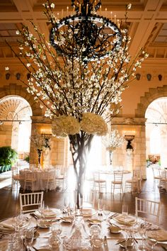 Wedding Planner: Posh Parties with Heather Lowenthal, Floral by Xquisite Events, Photo by www.NancyCohn.com