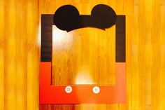Mickey Mouse Crafts For Kids Mickey Mouse Ears Photo Frame