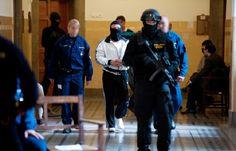 Kacsát Portik Tamással együtt fogták el és tartóztatták le  Fotó: MTI