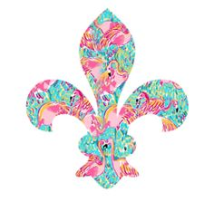 Lilly Fleur de Lis. I need to do this on the top of my mariners compass