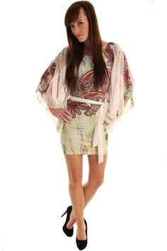 DHStyles Women's White Green Satin Boho Print Kimono Dress with Sash - Medium #sexytops #clubclothes #sexydresses #fashionablesexydress #sexyshirts #sexyclothes #cocktaildresses #clubwear #cheapsexydresses #clubdresses #cheaptops #partytops #partydress #haltertops #cocktaildresses #partydresses #minidress #nightclubclothes #hotfashion #juniorsclothing #cocktaildress #glamclothing #sexytop #womensclothes #clubbingclothes #juniorsclothes #juniorclothes #trendyclothing #minidresses…