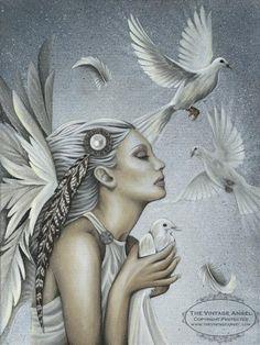 Jessica Galbreth - Fantasy Art Fanatics