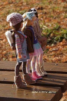 cute rurukos❤ | by cute-little-dolls