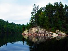 Wakami Lake Provincial Park All About Canada, Places Of Interest, Get Outside, Places To Visit, Camping, Island, Mountains, Park, Woods