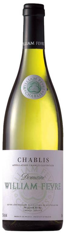 """MyGoodWines - Chablis """"Domaine William Fèvre"""" - Vin de Bourgogne"""