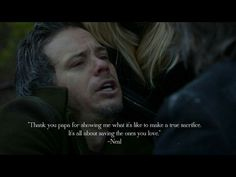 Neal's death was so sad and heartbreaking, I was crying the whole time!
