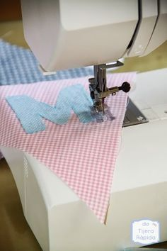 How to Achieve Ideal Sewing Machine Thread Tension Sewing Hacks, Sewing Projects, Diy Embroidery Shirt, Broderie Simple, Fabric Bunting, Sewing Aprons, Sewing Class, Diy Stuffed Animals, Learn To Crochet