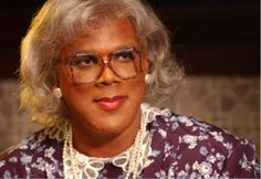 Diary of a Mad Black Woman (2005)  Tyler Perry as Madea