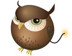 Krudtugle / owl bomb