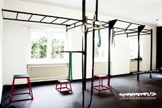 Custom made Crossfit Rigs by stonesport.ch