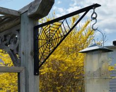 Spiderweb Feeder or Planter Hanger