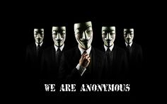 We Are Anonymous Wallpaper HD