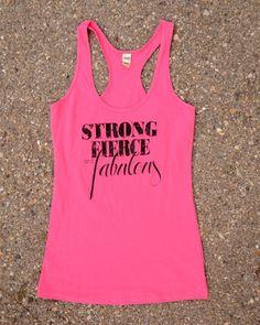 Strong, Fierce,