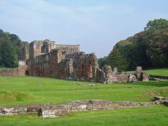 England - Cumbria, Furness Abbey