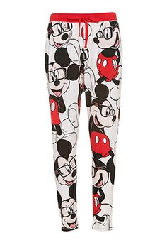Image for Disney Mickey Drop Crotch Legging from Peter Alexander