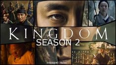 Korean drama Kingdom season 2 will be out next month on March. Check out for more infortmation about the Korean Historical Zombie drama now. Kim Sung Kyu, Kim Sang, Kingdom Season 2, Fan Theories, Popular Actresses, She Movie, Best Tv, Korean Drama, Dramas