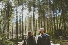 Captus | Photography. Engagement. Forest