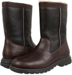 Leather boots #ad