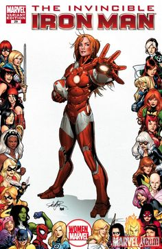 Pepper Potts is Rescue
