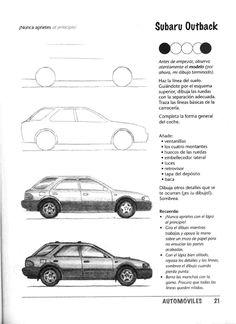 como dibujar autos paso a paso - Taringa!