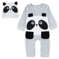 Brand Name: ToysZoom Department Name: Baby Item Type: Sets Sleeve Length(cm): Full New Baby Boys, Baby Girls, Boy Or Girl, Outfits With Hats, Baby Boy Outfits, Kids Outfits, Baby Boy Clothing Sets, Girl Clothing, Baby Girl Fashion