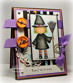 PI Little Witch - Jessie Rone