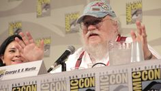 SDCC: George R.R. Martin and Friends Offer Fantasy/Genre Book Recommendations