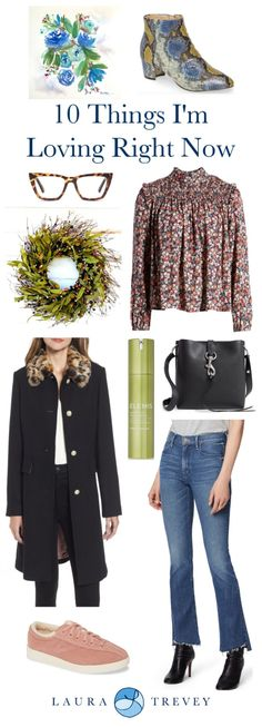 10 Fall Favorites Im Loving | Laura Trevey Lifestyle
