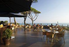 Albufeira  Sheraton Algarve Hotel at Pine Cliffs Resort. PORTUGAL