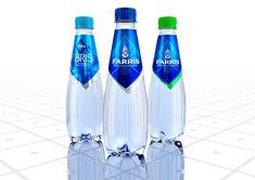 Farris Premium PET-fles op de verpakking van de Wereld - Creatief Pakket Design Gallery