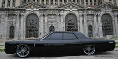 1968 Mobsteel Lincoln Continetal