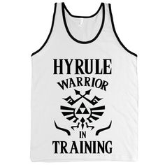 Hyrule Warrior In Training | Activate Apparel | T-Shirts, Tanks, Sweatshirts and Hoodies