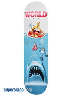 "World Industries Deck ""Shark Bait"""