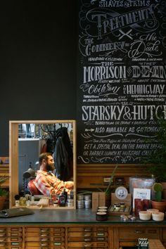 barber at hutspot // amsterdam