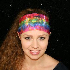 Workout Headband, Yoga Headband, Wide Headband, Running Headbands, Athletic Headbands, Spandex, Boho, Trending Outfits, Unique Jewelry