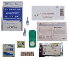 3 Secret Blood Tests that are not Included in the Standard Testing Cholesterol Test, Blood Test, Autoimmune Disease, Kit