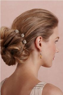 Kaylee bridal dresses / dress blog: The most elegant hairstyles for wedding guests