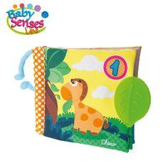 Livrinho 1-2-3 Baby Senses | Brinquedos | Site oficial chicco.pt