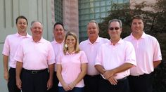 It's not just our Pink Loaves.... Our whole team is going PINK for #BreastCancerAwarenessMonth